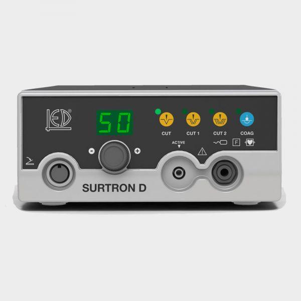 electrocauter-surtron-50D-frontal